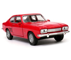 Ford Capri 1969 1:34 - 39 model WELLY