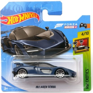 HOT WHEELS  EXOTICS McLaren Senna