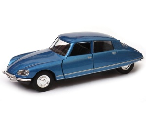 Citroen DS 23 1973 1:34 - 1:39 model WELLY
