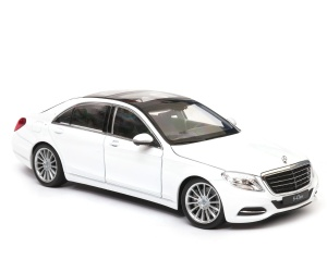 Mercedes-Benz S-Class 1:24 WELLY