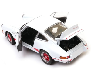 Porsche 911 Carrera RS 2.7 1:24 model WELLY
