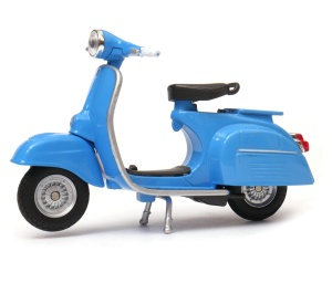 Vespa 150CC 1:18 model WELLY