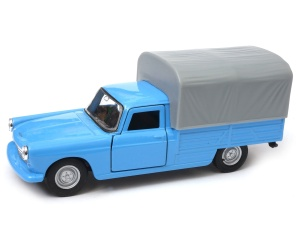 Peugeot 404 1968 pick up 1:34 - 39 model WELLY