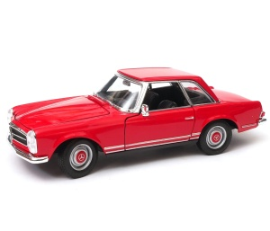 Mercedes Benz 230SL 1963 1:24 WELLY