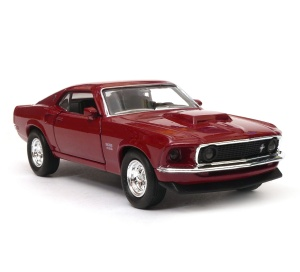 Ford Mustang Boss 1969 1:34 - 39 WELLY
