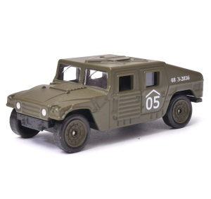 Hummer Humvee HMMWV  model WELLY