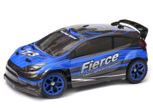 FIERCE WRC Raily z napędem 4x4