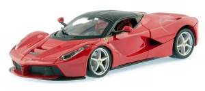 Bburago model 1:24 FERRARI LAFERRARI