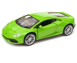 Lamborghini Huracan LP610-4 - model Welly skala 1:34