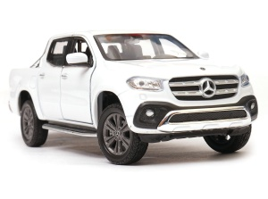 Mercedes-Benz X-Class 1:27 WELLY