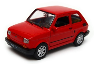 Fiat 126p 1:34-39 model  Welly