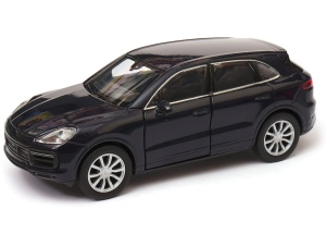 Porsche Cayenne Turbo new 1:34 - 1:39 model WELLY