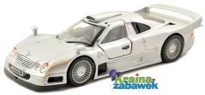 Maisto model 1:26 MERCEDES-BENZ CLK-GTR (STREET VERSION)