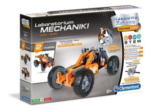 Laboratorium mechaniki Łazik i Quad