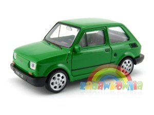 Fiat 126p model  Welly  w skali 1:43