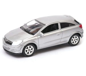 Opel Astra GTC 2005 model WELLY 1:60