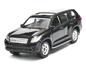 Toyota Land Cruiser Prado 1:60 model WELLY