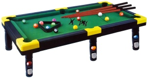 Stół do bilarda snooker duży 60cm