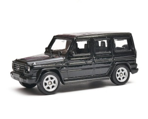 Mercedes-Benz G-Class 1:60 model WELLY
