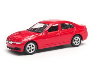 BMW 335i 1:60 model WELLY