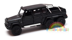 Mercedes-Benz G 63 AMG 6x6 1:34-39 model WELLY