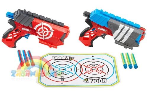 Pistolety piankowe