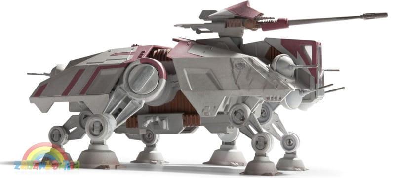 model easykit Revell STAR WARS AT TE All Terrain Tactical